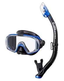 Tusa Visio Tri-Ex Mask & Snorkel