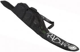 Radar Vapor Padded Slalom Black '17