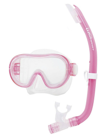 Tusa Kids Mini Platina Set Pink
