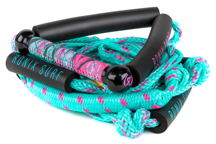 "Ronix Bungee Womens Surf Rope & 10"" Handle '19"