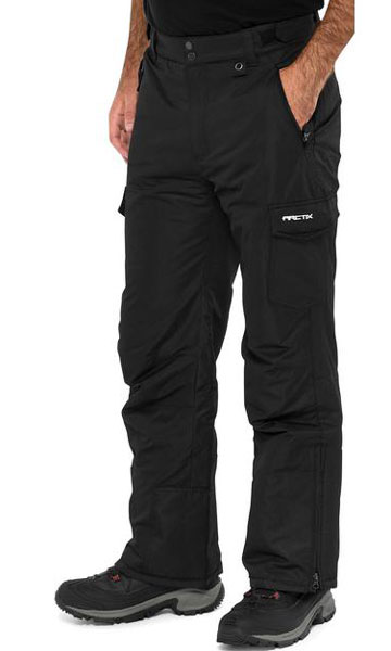 Arctix Snowsport Cargo Black
