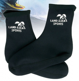 Land & Sea Surf Sox 1mm