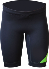 W/Length Boys Wet Shorts Green