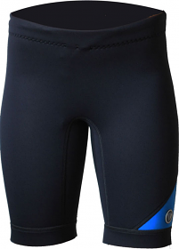 W/Length Boys Wet Shorts Blue