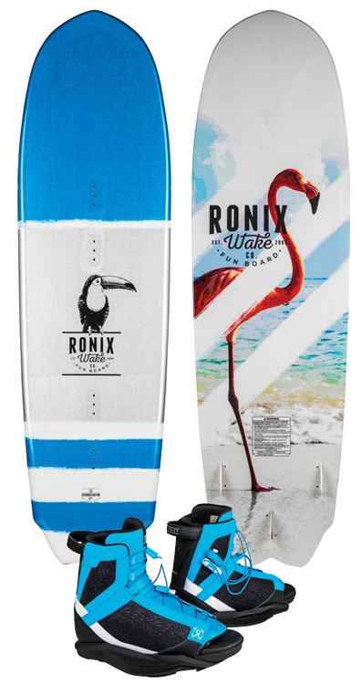 Ronix Fun Board/District Boots 2019