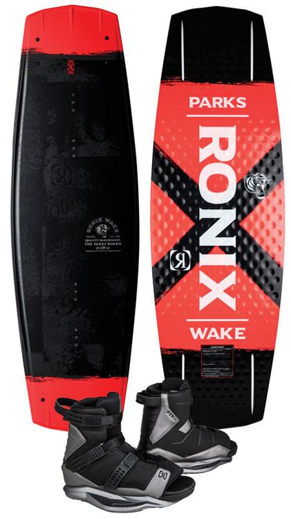 Ronix Parks Modello/Anthem Boots 2019