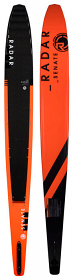 Radar Senate Graphite Ski Only 2019