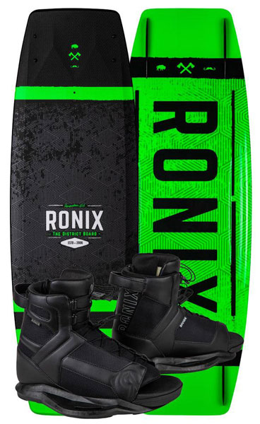 Ronix District JR/Divide Boots 2021