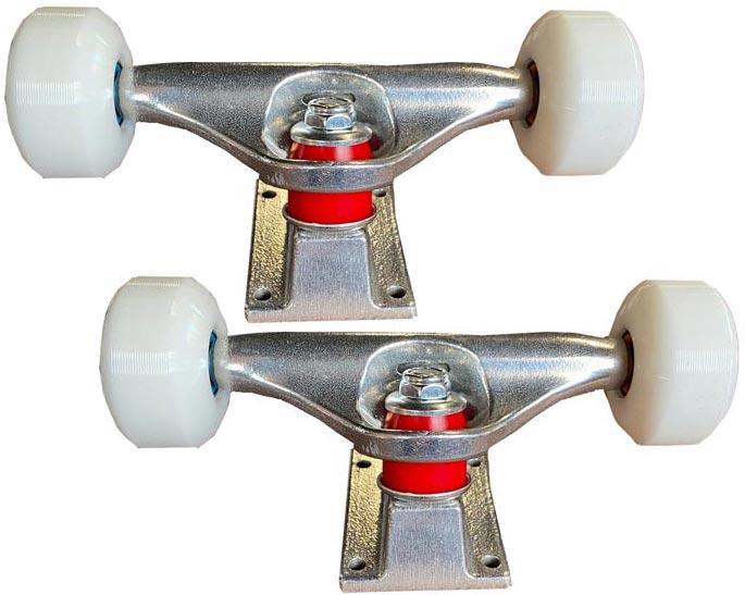 2170 Skateboard Trucks & Wheels Complete