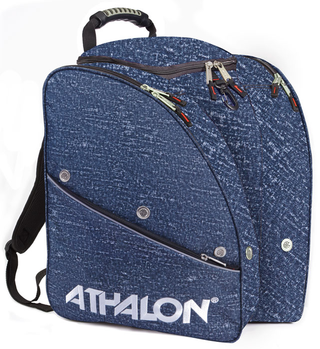 Tri Athalon Boot Bag Blue Rain