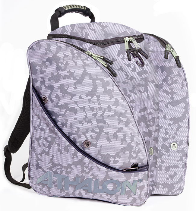 Tri Athalon Boot Bag Whiteout
