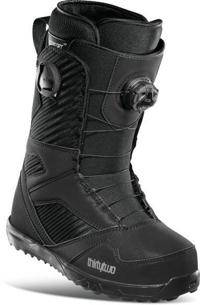 ThirtyTwo STW Double Boa Black 2021