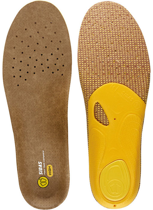 Sidas 3Feet Outdoor High Insoles
