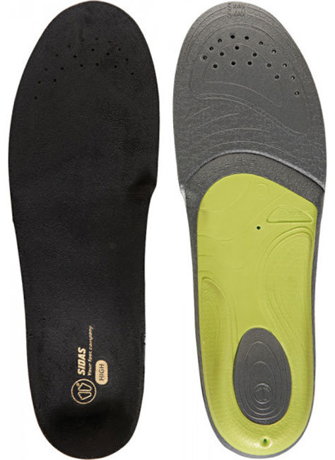 Sidas 3Feet Slim High Insoles