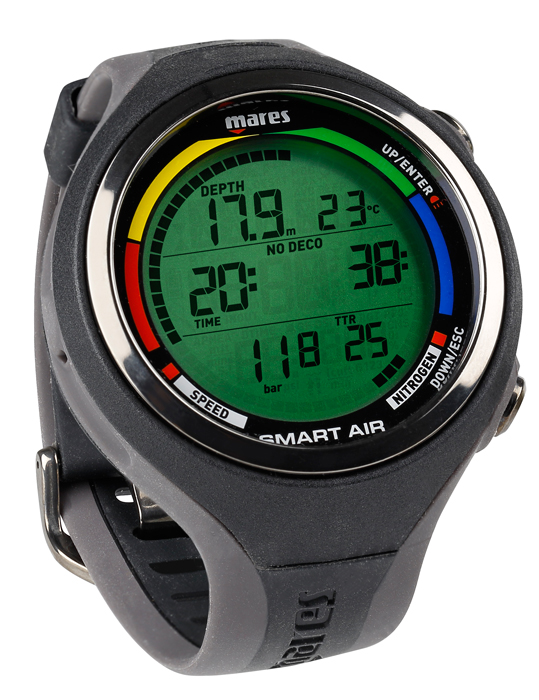 Mares Smart Air Wrist Dive Computer
