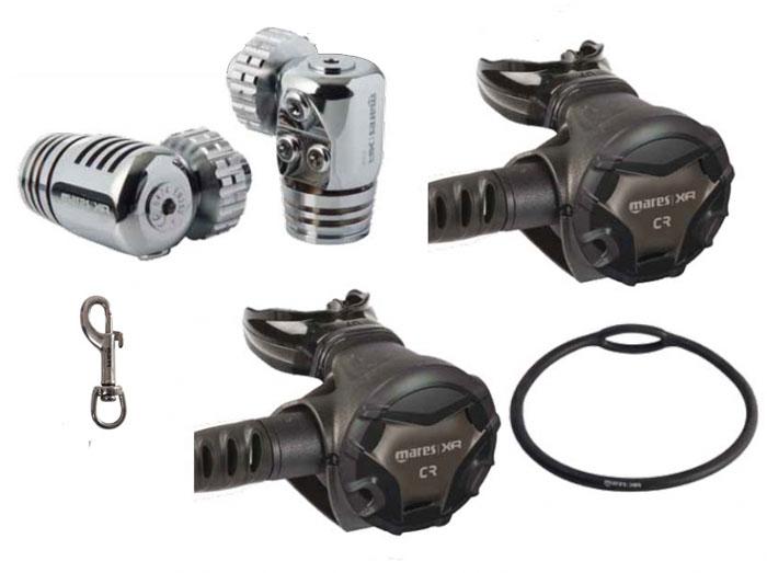 Mares 25XR CR Full Tech Kit