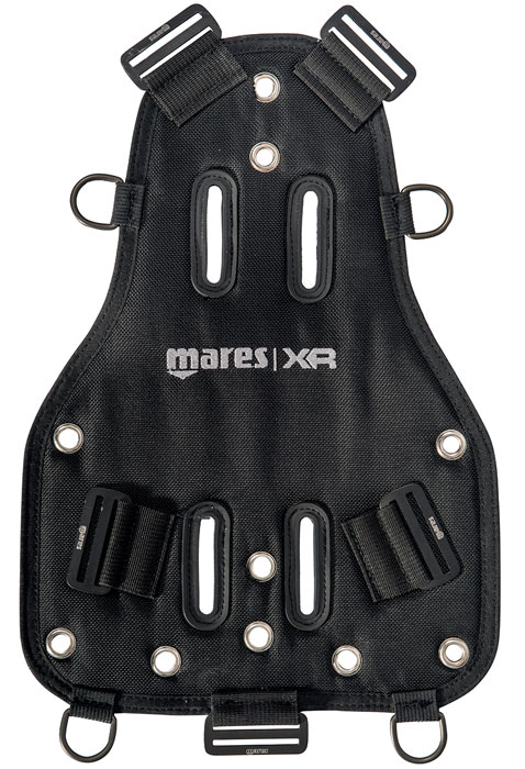 Mares XR Soft Back Plate