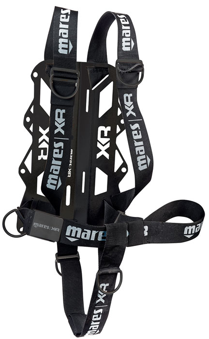 Mares XR Heavy Light Back Plate