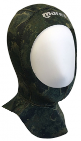 Mares Phantom 5mm Hood Green
