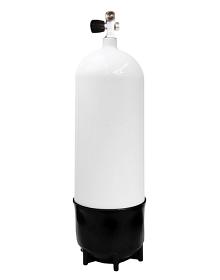 Steel Cylinder 75cft faber 9ltr 232bar