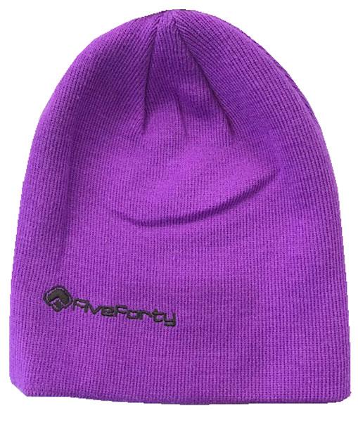540 Beanie Purple