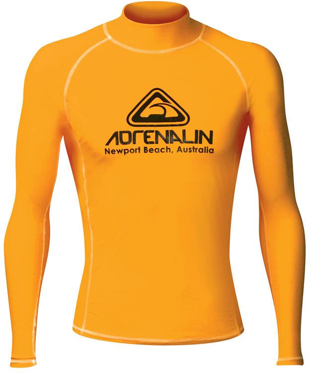 Adrenalin Junior Vivid L/S Rash Shirt