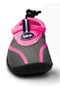 Splash Kids Aqua Shoes Pink