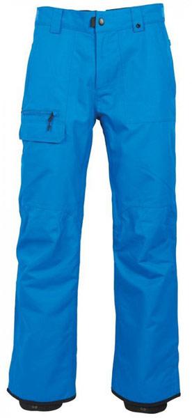 686 Vice Mens Blue Pants