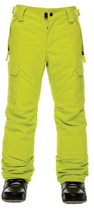 686 All Terrain Lime