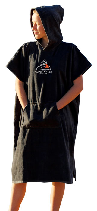Adrenalin Poncho Hooded Towel