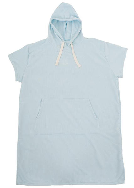 Jetpilot Hooded Ladies Poncho Towel