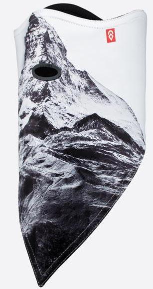 Airhole Facemask 10K Softshell Matterhorn