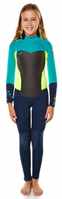 Roxy Girls 3/2mm BZ full wetsuit