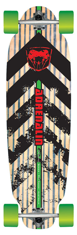 "Adrenalin Downhill 36"" GTR"