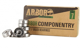 Arbor Abec 7 Bearings