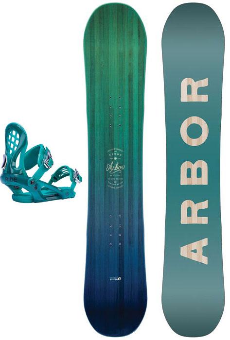 Arbor Ethos/Ride KS Emerald