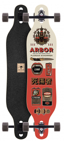 Arbor Axis Artist Longboard