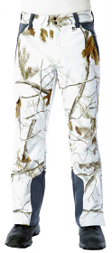 Arctix Stacked Realtree Snow Camo