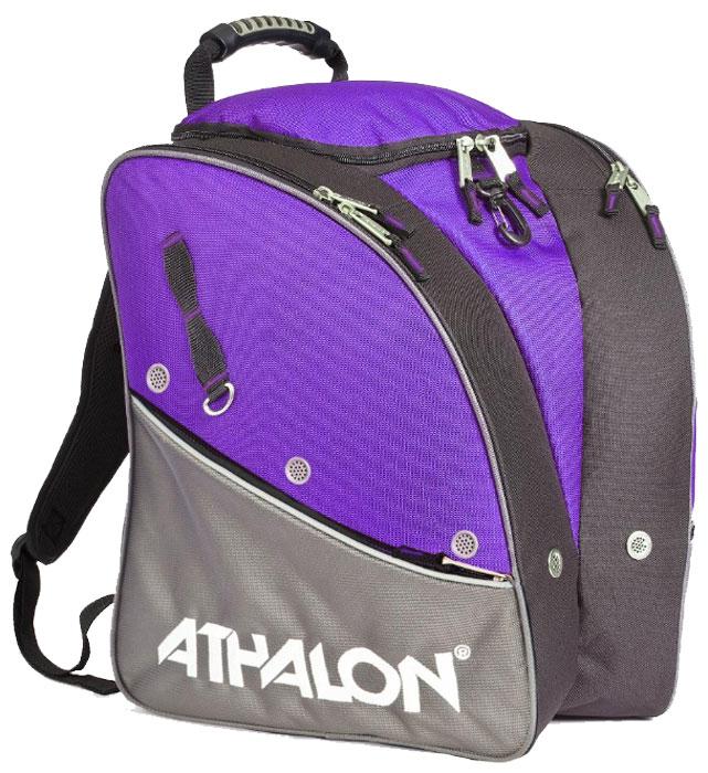 Tri Athalon Boot Bag Purple
