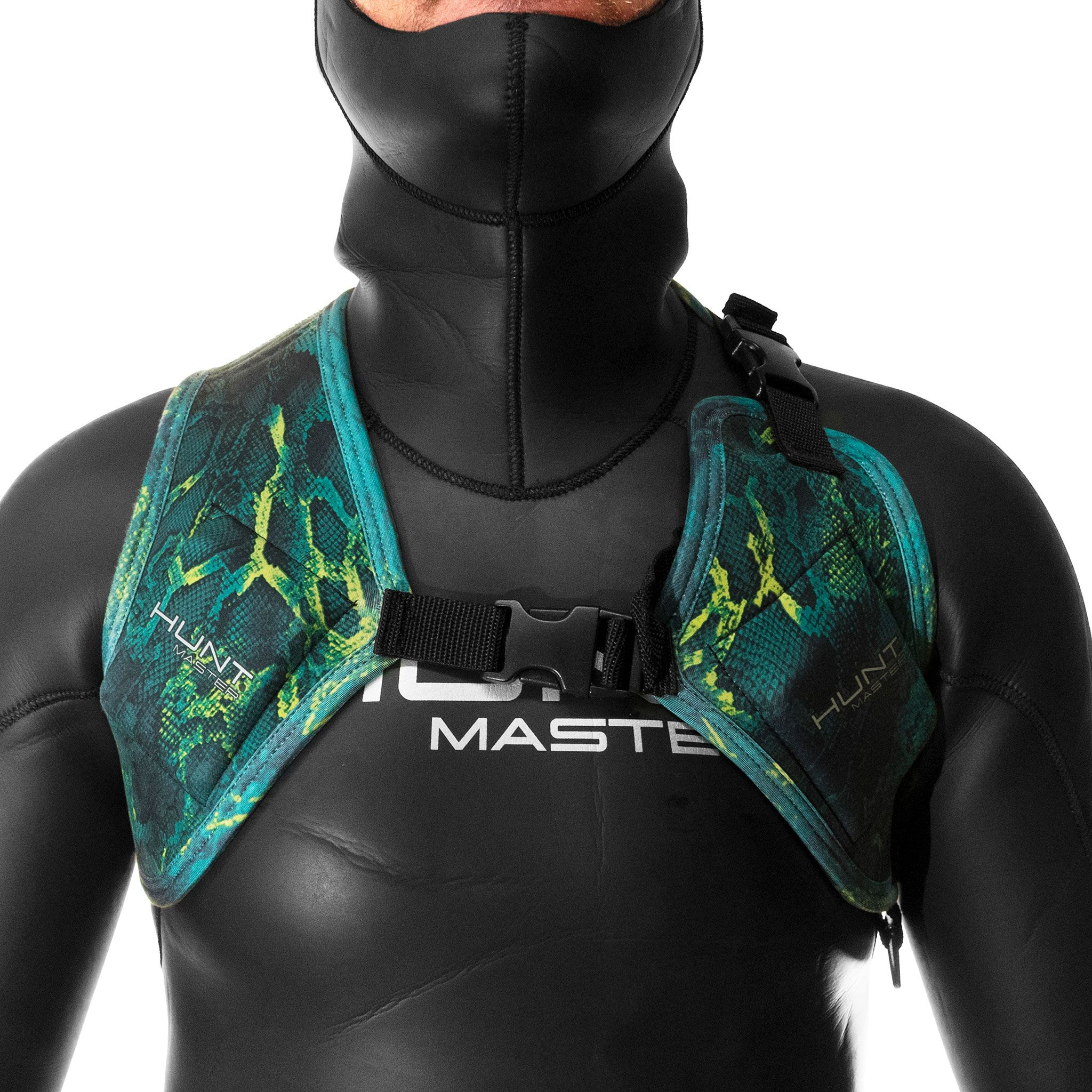 Huntmaster Weight Vest Harness Green