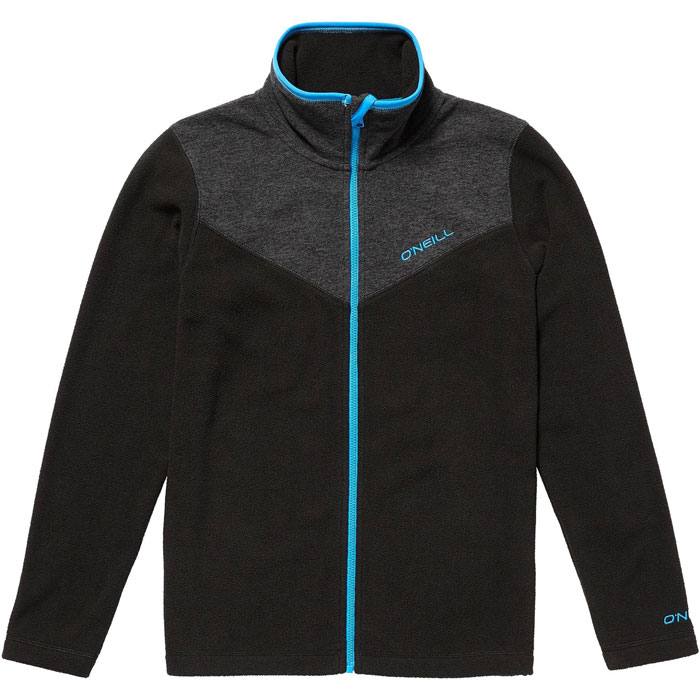 O'Neill Rails FZ Fleece Black Out '19
