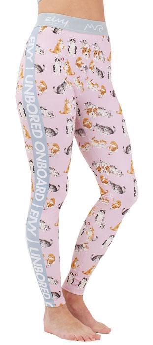 Eivy Icecold Pants Feline