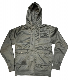 Billabong Mens Launch Zip Hoodie