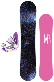 M3 Junior Vibe / Solstice Jnr Bindings