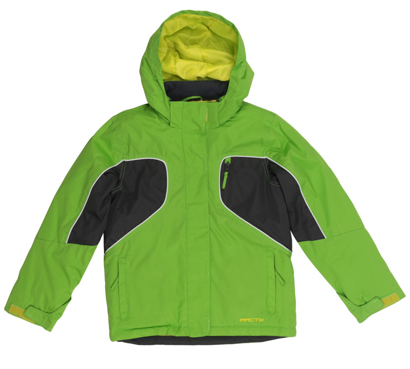 Arctix Storm Jacket Green 8-10