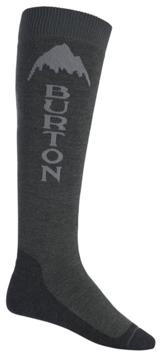 Burton Emblem Faded Heather