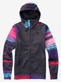 Burton Ladies Scoop Hoodie Black '17