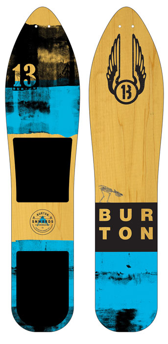 Burton The Throwback '18