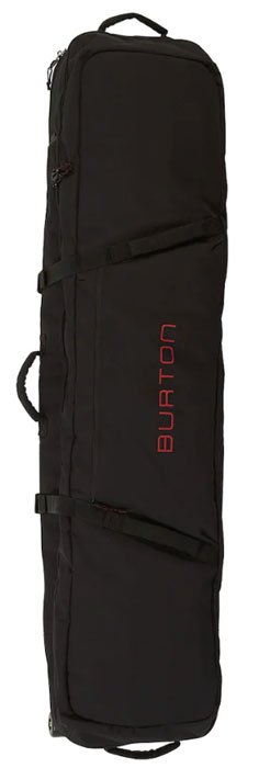 Burton Wheelie Locker Black