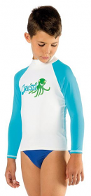 Cressi Junior Rash Shirt Octopus